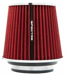 Universal Clamp On Air Filter Round Tapered 3 In 3 5 In Spectre Performance