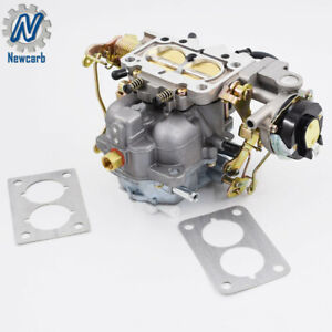 Carburetor For Jeep 2 barrel Bbd 6 Cyl 4 2l 258cu Engine Carb Type Rpw Fast Nj