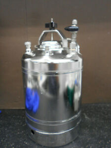 Alloy Products 10 Liter Pressure Vessel