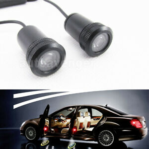 For Chevrolet Car Led Laser Projector Welcome Ghost Shadow Light Door Lamp