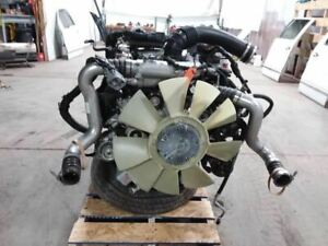 Engine 5 0l Vin B 4th Digit 8 Cylinder Diesel Fits 16 Titan Xd 777579