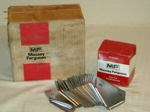 Nos Massey Ferguson 150 Sickle Tractor Mower Knife Sections 6 Boxes X 25 Blades