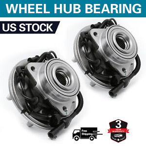 Front Wheel Bearing Hub For 2002 2005 Ford Explorer Mountaineer 4 0 4 6l 515050