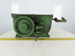Powermatic Model 87 Gearbox Transmission Assembly From 20 Bandsaw