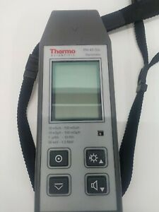 Thermo Scientific Radiation Digital Survey Meter Geiger Counter Fh 40 Gl 4254004