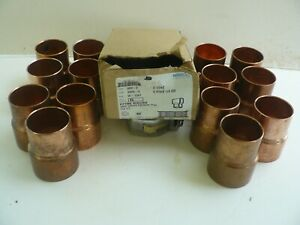 14 Each Nibco Copper Fitting Reducer W 1367