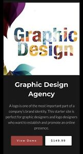 Established High Profitable Graphic Design Turnkey Website Business For Sale