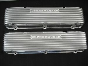 Offy 4059 Oldsmobile 1959 Thru 64 Finned Valve Cover Set