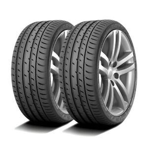 2 New Toyo Proxes T1 Sport Plus 225 40r18 Zr 92y Xl High Performance Tires