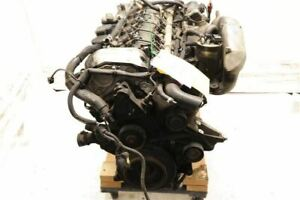 2005 2006 Mercedes Benz E320 Engine Assembly With Injector Oem