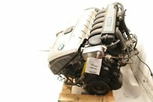 2006 Bmw Z4 E85 Engine 3 0l I Rwd Sedan Manual Transmission 11000398731 Oem