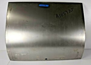 Ford Model A Roadster Coupe Trunk Boot Lid W Hole 1930 1931 A1059bt 2nd Dent