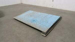 48x30 Floor Scale Ramp T142626