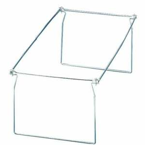 Oic Hanging Folder Frame 6 box Silver