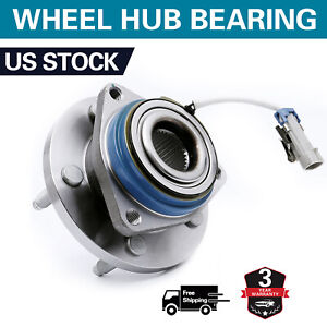 Front Wheel Bearing Hub For Pontiac Bonneville Chevy Impala Monte Carlo 513121