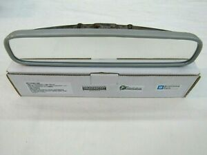 1965 71 Chevy Car C10 Truck Polished Stainless Steel Rear View Mirror Day Night