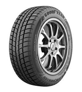 Goodyear Winter Command 215 65r17 99t Winter Studdable Tire