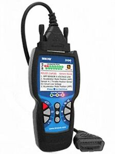Innova 3100e Obd 2 Obd Ii Code Reader Reads And Clears Dtc Codes 1996 Present