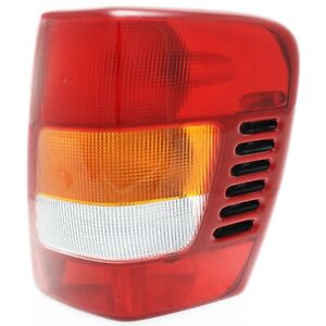 Tail Light For 99 02 Jeep Grand Cherokee Passenger Side