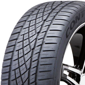 2 Continental Extremecontact Dws 06 245 40r17 Zr 91w A s High Performance Tires