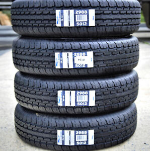 4 New Freestar Radial S t Fs 110 St 235 85r16 125 121l E 10 Ply Trailer Tires