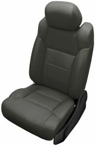 New Toyota Tundra Crewmax Katzkin Leather Seat Replacement Covers Graphite Bench
