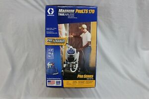 Graco Magnum Prolts 170 True Airless Electric Paint Sprayer Pro Lts New