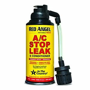 Red Angel A c Stop Leak amp Conditioner