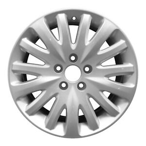 New 17 Replacement Wheel Rim For 2010 2011 2012 Mercury Milan Ford Fusion