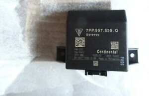 Porsche Cayman 991 Turbo S Gateway Control Module 7pp907530q New Oem Part
