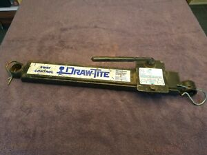 Draw Tite Drawtite Hitch Sway Control Bar For Camper Trailer Towing 03409