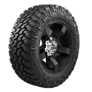 4 Nitto Trail Grappler Mt Tires 35x12 50 20 Tire 12 50r20 Mud Ford Dodge 10 Ply