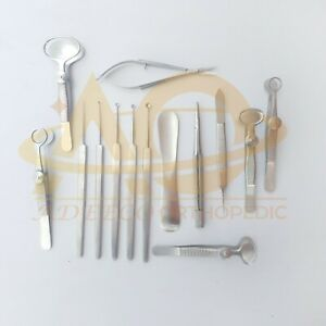Chalazion Surgery Set Ophthalmic Surgical Instruments