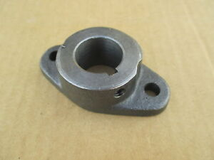Hydraulic Pump Flange For Ford Nh Massey Mf L601 14 Series 352 Morflex Coupler