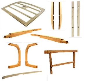 Ford Five Window 5w Coupe Body Wood Kit 1932 United Pacific