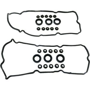 New Set Valve Cover Gaskets For Nissan Maxima Infiniti I30 2000 2001