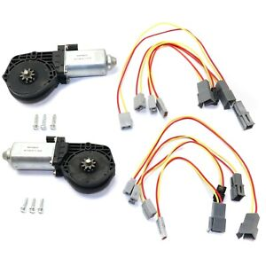 Window Motor For 81 96 Ford F 350 Set Of 2