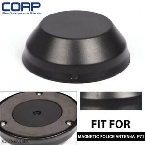 Magnetic Police Antenna P71 Crown Victoria Impala 4 1 2 X 1 3 4 Black
