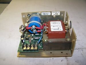 Deltron 24 Volt 2 4 Amp Power Supply W113b