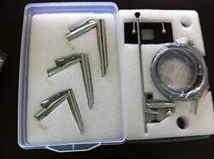 Product Operating Laryngoscope Set With Chest Support Fiber Optic Cable