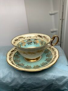 Vintage Foley Tea Cup And Saucer Sn 093