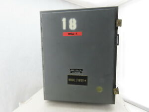 Wall Mount Steel Electrical Enclosure Box 20x16x10