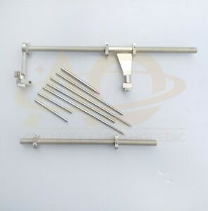 Femoral Distractor Full Set Orthopedic Medical Surgical Instrument