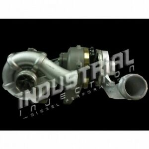 2008 10 F350 450 550 6 4l Powerstroke Diesel Turbo Charger High And Low Pressure