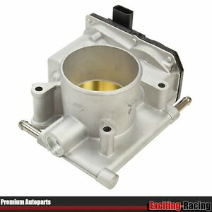 Fuel Injection Throttle Body For Ford Fusion Mercury Milan 2 3l 2006 2009