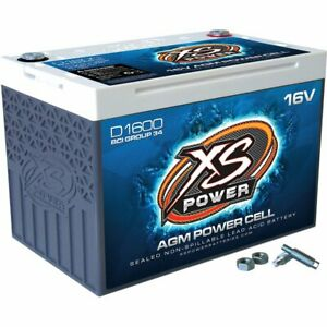 Xs Power New Battery