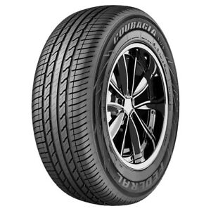 4 New Federal Couragia Xuv 245 50r20 102h A s All Season Tires