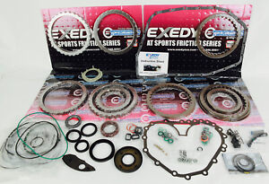 Zf6hp26 Zf6hp26x Master Rebuild Kit 2003 2008 Exedy Stage 2 Clutches