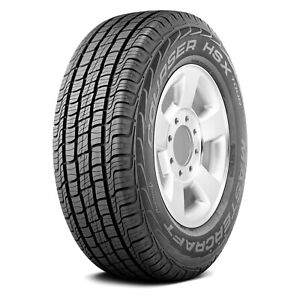 2 New Mastercraft Courser Hsx Tour 255 65r16 109t As All Season A s Tires