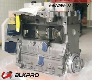 All New For Cummins Engine 3 9 B3 9 4b3 9 8v Long Block Complete Truck Tractor